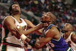 Lietuvoje viešės NBA legenda, Š.Marčiulionio bičiulis S.Perkinsas