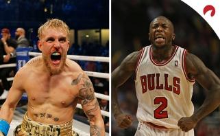 """Triskart NBA """"Oro karalius"""" N.Robinsonas intensyviai ruošiasi bokso dvikovai"""