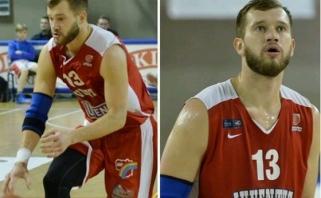 Tragišką sezoną turėjęs S.Buterlevičius: kur geriau atsigauti, jei ne Lietuvoje?