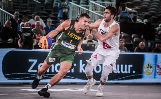 Pasaulio čempionate spręsis Lietuvos likimas, startuos ir Europos žaidynės