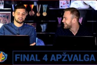 NKL finalo ketverto video apžvalga