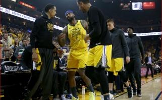 """S.Kerras suteikė viltį """"Warriors"""" gerbėjams dėl D.Cousinso"""