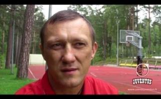 Savaitės interviu su Ž. Urbonu: komandos prezidentas, norintis tapti vyriausiuoju treneriu