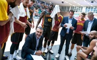"""""""Lietkabelio"""" kelyje į Čempionų lygą - puolimu žaidimą grindžiantis Kipro klubas"""