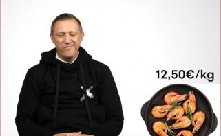 """""""Kainų teste"""" dalyvavęs Ž.Urbonas: viskas taip žemiška – agurkai, šiltnamis, šienas"""
