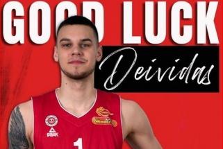 """Oficialu: D.Sirvydis paliko """"Hapoel"""" ir sieks NBA svajonės"""