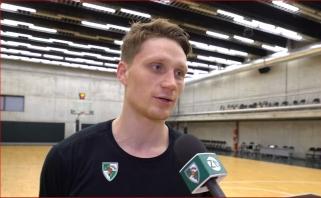 """""""Žalgiris Professional Camp"""" stovykla susižavėjęs M.Grigonis: """"Tai viskas, ko reikia profesionaliam krepšininkui"""""""
