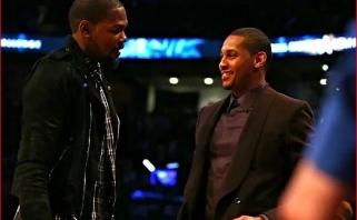 """C.Cowherdas: K.Durantas 100 proc. pereis į """"Knicks"""""""