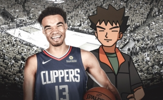 """""""Clippers"""" naujokas pripažino, kad yra panašus į """"Pokemoną"""""""