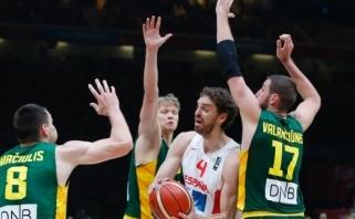 FIBA prezidentas prabilo apie tai, kas Rio keistų Lietuvą ir Ispaniją
