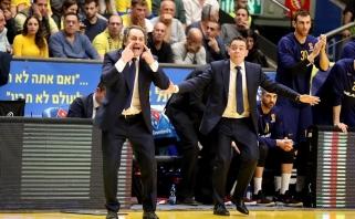 """""""Barcelona"""" nesėkmės tęsiasi - pralaimėta ir Tel Avive"""