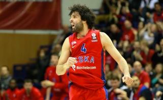 CSKA leis M.Teodosičiui pailsėti, galbūt net mėnesį