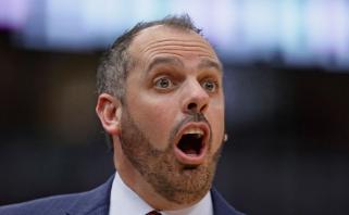 """F.Vogelis pokalbio su """"Lakers"""" metu paliko didelį įspūdį"""