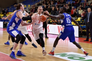 """Nukraujavęs """"Juventus"""" stoja į atsakomąją FIBA Europos taurės aštuntfinalio dvikovą"""