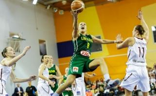 Olimpinei svajonei įgyvendinti - bendra moterų krepšinio lyga su Latvija