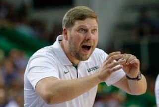 G.Petrauskas: Lietuvoje likę žaidėjai patobulėjo daugiau