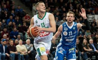 """""""Žalgiris"""" iškovojo labai sunkią pergalę Klaipėdoje (D.Adomaičio komentaras)"""
