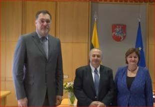 FIBA prezidentas: federacija išleis 30 mln. atrankos į pasaulio čempionatą rengimui