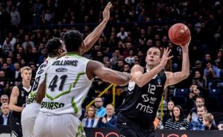 """Partizan"" legenda pratęsė kontraktą su Serbijos grandais"