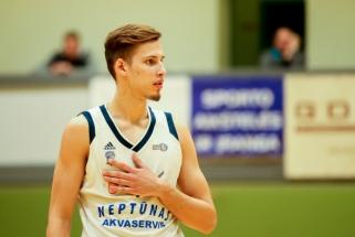 """NKL čempionate - """"Ryto"""" ir """"Neptūno"""" dublerių pergalės (rezultatai)"""