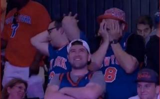 """K.Porzingis grasino """"Knicks"""" sugrįšiantis į Europą, jei nebus išmainytas"""