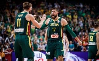 Žvilgsnis į kitą vasarą: su kuo olimpinėje atrankoje teks grumtis Lietuvos rinktinei?
