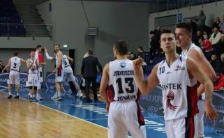 """R.Grigas pergalingai debiutavo Jonavoje, """"Ryto"""" dubleriai laimėjo Palangoje (rezultatai)"""