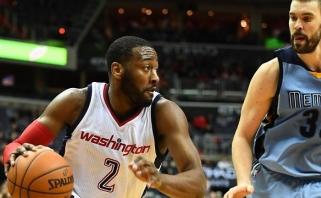 """NBA: """"Wizards"""" pergalių namų arenoje serija - ilgiausia per 28 metus (rezultatai)"""