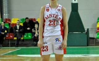 R.Knyzaitė: tyliai pasvajoju apie WNBA