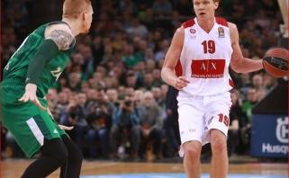 """""""Žalgiris"""" iškovojo labai svarbią pergalę Eurolygoje (video konferencija)"""