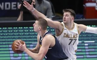 """NBA """"Visų žvaigždžių"""" starto penketuose – rekordinis užsieniečių skaičius"""
