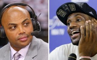 Ch.Barkley: LeBronas kėsinasi į MJ didybę? Jam reiktų aplenkti Kobę ir Duncaną