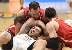 Lietuvos rinktinė startavo pralaimėjusi trilerį