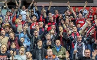 """""""Lietuvos ryto"""" rungtynių lankomumas toliau auga: Europos taurėje nusileista tik vienam klubui"""