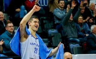 """Įspūdinga """"Neptūno"""" pergalė - 37 taškų skirtumu sutriuškinti italai"""