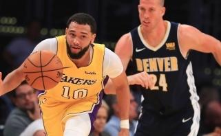 """""""Maccabi"""" siekia prisivilioti NBA ne vieną sezoną praleidusį amerikietį"""