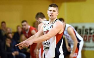 Jonaviečiai iškovojo pirmąją pergalę ikisezoninėse rungtynėse ir pateko į turnyro Joniškyje finalą