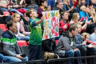 Klaipėdiečiams - išskirtinės dovanos ir proga pamatyti Lietuvos rinktinę gyvai