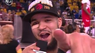 """F.VanVleetas: """"Raptors"""" turi puikias galimybes apginti titulą"""