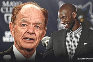 """K.Garnettas norėtų įsigyti parduodamą """"Timberwolves"""" klubą"""