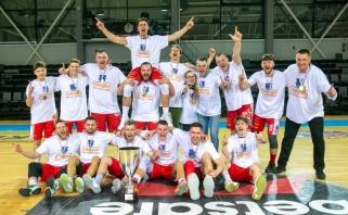 """""""Jurbarkas"""" – RKL B diviziono čempionas!"""