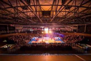 Pusfinalio mače – naujas lankomumo rekordas, metimas iš vidurio ir garbingi svečiai
