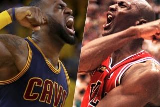 M.Jordanas: man nereikia geriausio visų laikų krepšininko vardo
