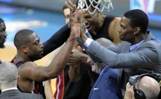 """""""Heat"""" prasibrovė į Rytų konferencijos pusfinalį, kuriame susitiks su """"Raptors"""""""