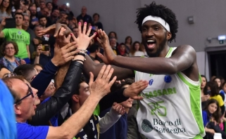 FIBA Europos taurėje triumfavo Sasario klubas