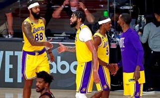 """ESPN ekspertas: """"Lakers"""" bus vieni aktyviausių tarpsezonio rinkoje"""