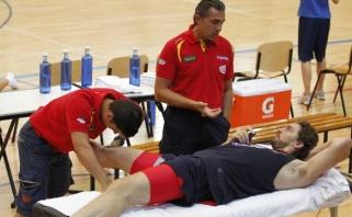 S.Scariolo: perkėlus olimpiadą atsirado daugiau šansų joje žaisti P.Gasoliui