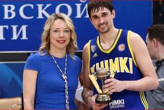 """VTB lygos vadovė: """"Chimki"""" nedalyvaus kitame sezone, tai – didžiulė netektis"""
