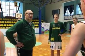 R.Butautas apie jaunimą: auga gera pamaina (trenerių video komentarai)
