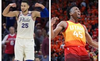 NBA naujokų rinkimuose - Mitchello ir Simmonso triumfas bei už borto likęs Lonzo